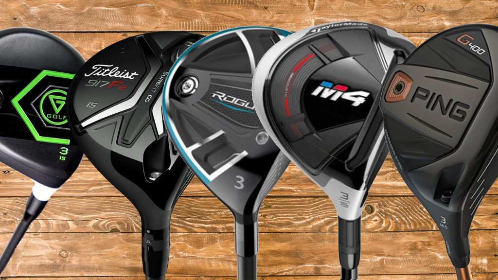 Which are our top 5 fairway woods for 2018?