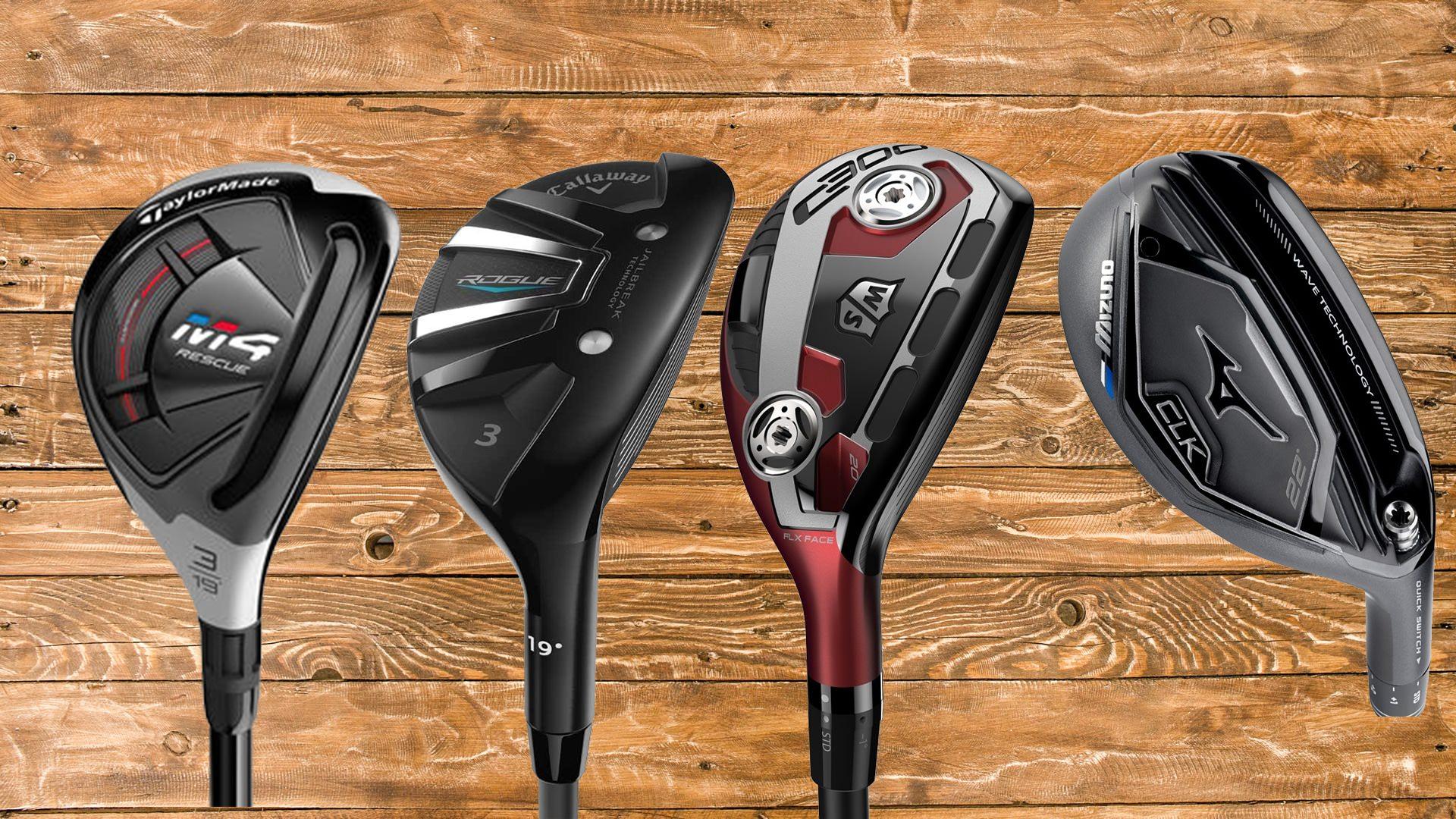 Best golf hybrids 2018 - Golf Equipment - National Club Golfer