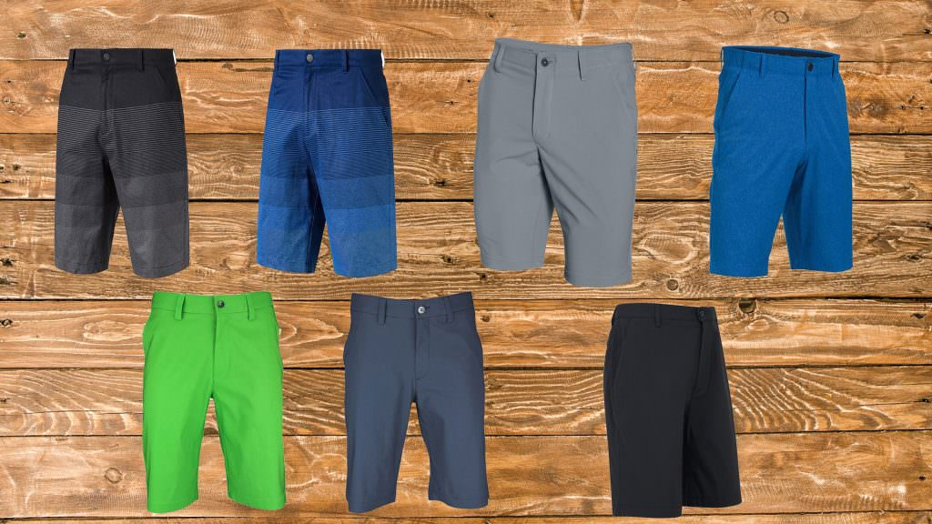 Summer is here so it's time to grab yourself a new pair of golf shorts