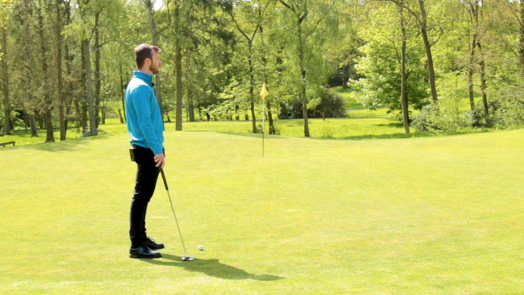 How to avoid three putts