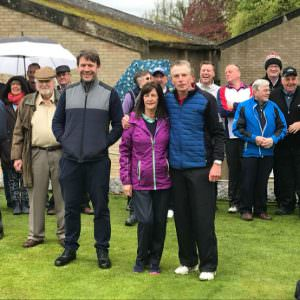Golf can save lives – I should know
