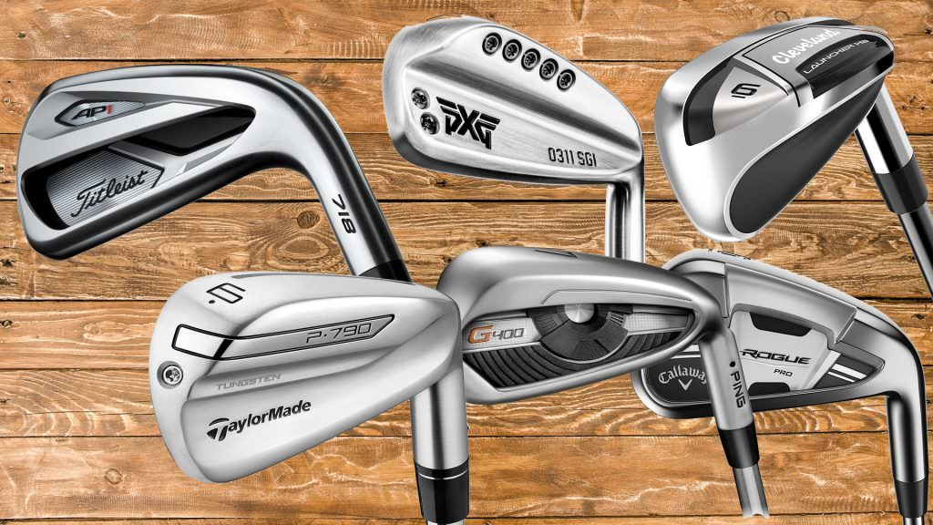 Top 10 irons of 2018