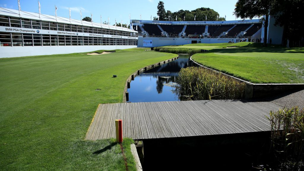 Do you like the 18th at Wentworth?