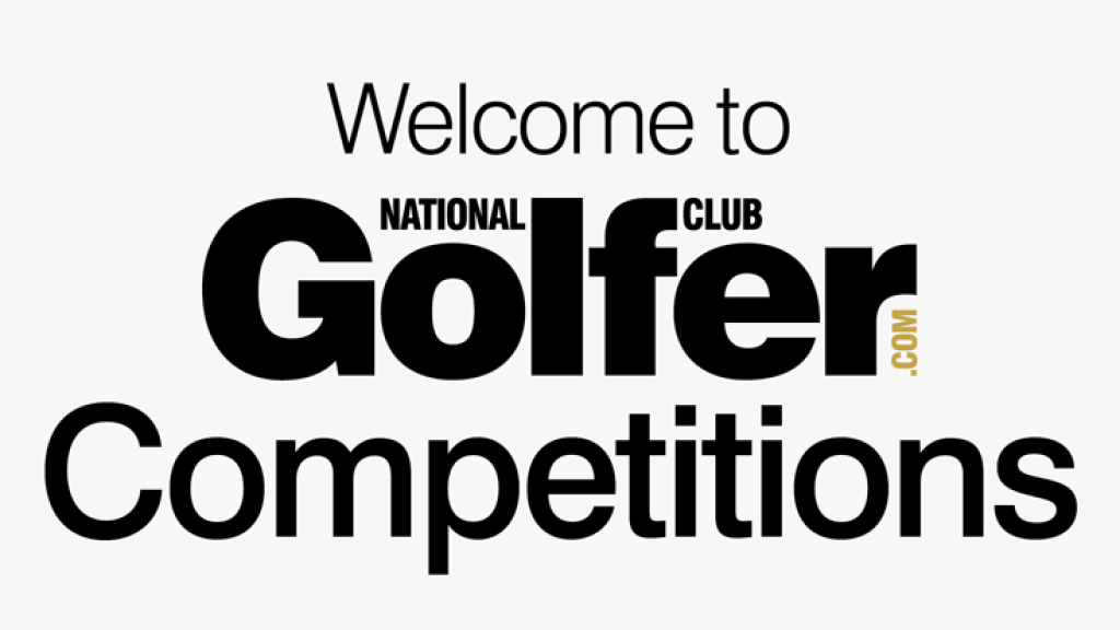 Welcome to National Club Golfer's competitions page!