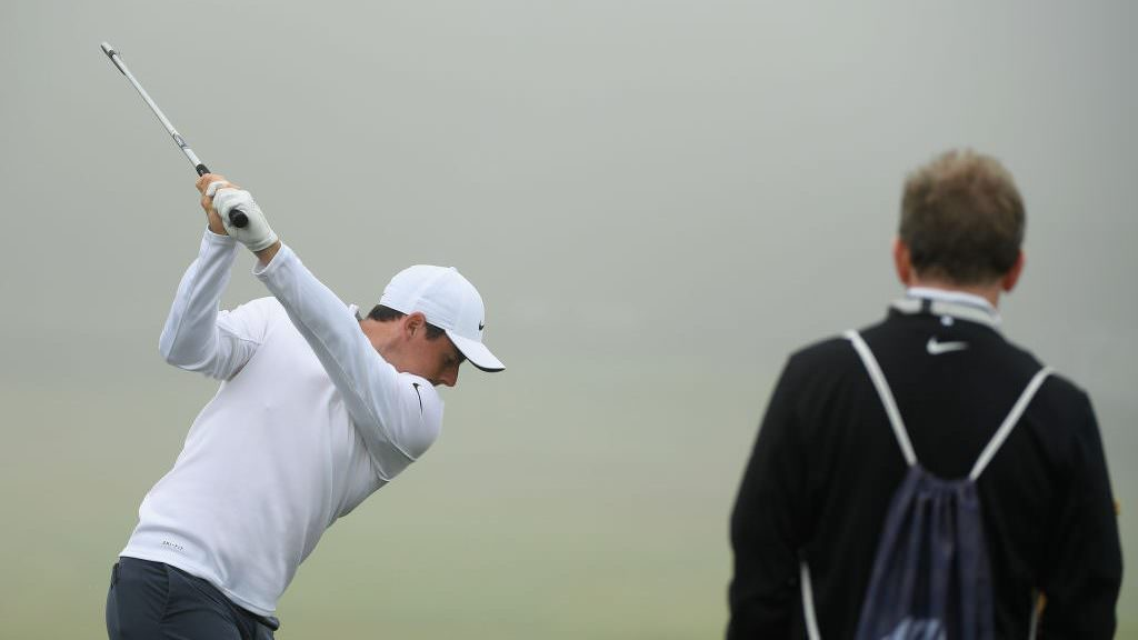 Does the swing create the shot – or does the shot create the swing?