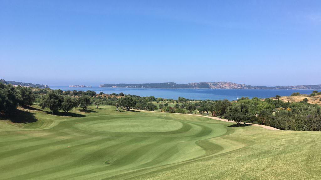 Course spotlight: Costa Navarino (Bay), Greece