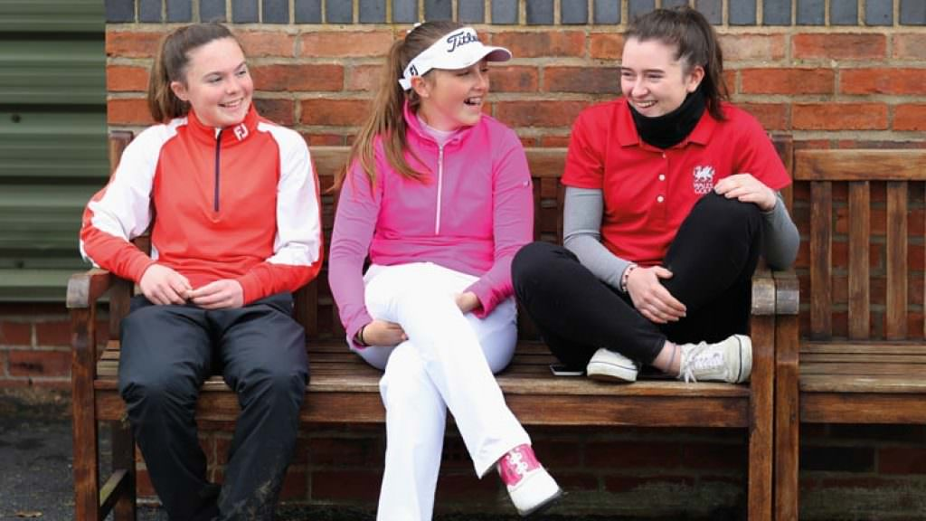 How will the R&A Women in Golf Charter help ladies golf?