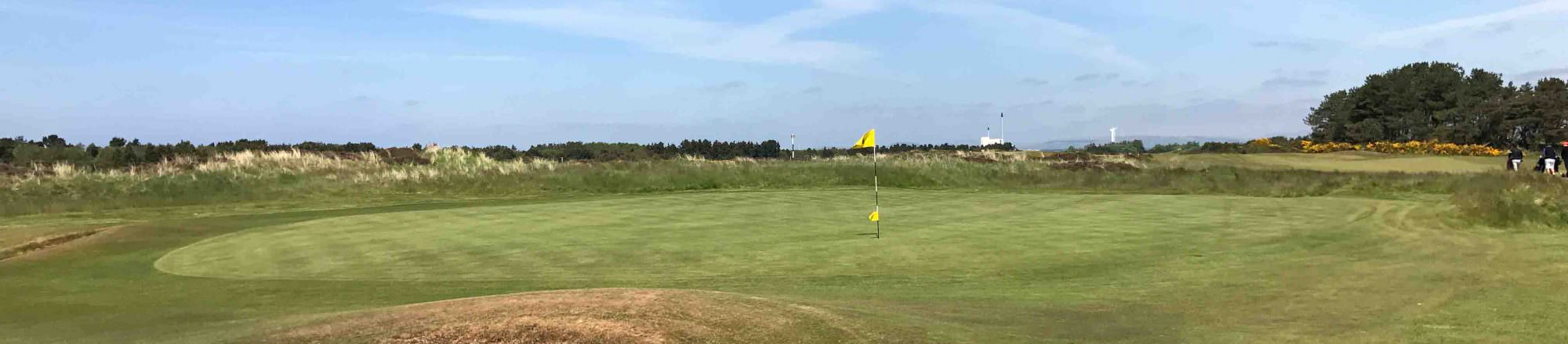 Played by NCG: Gailes Links