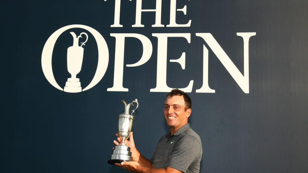 Molinari crowned Champion Golfer of the Year