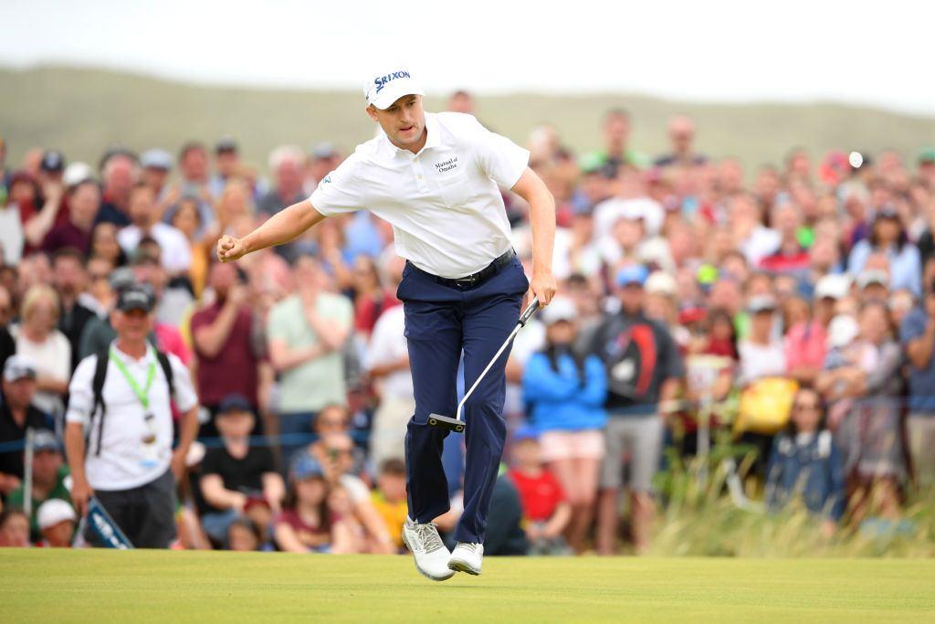 Final Irish Open leaderboard   National Club Golfer