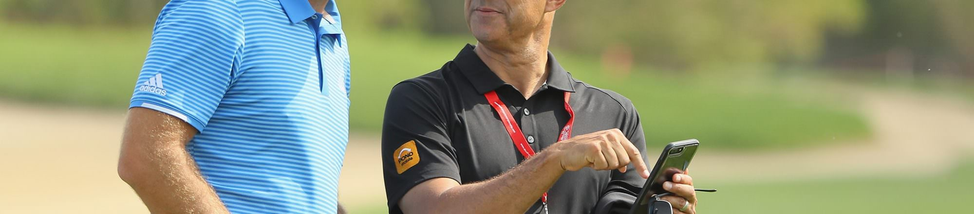 'Most golfers vastly over-estimate how far they hit the golf ball'