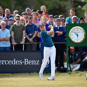 The Open tee times and pairings: 4th round