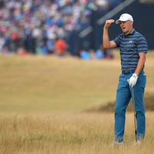 Who will be more frustrated at not winning The Open – Spieth or Woods?