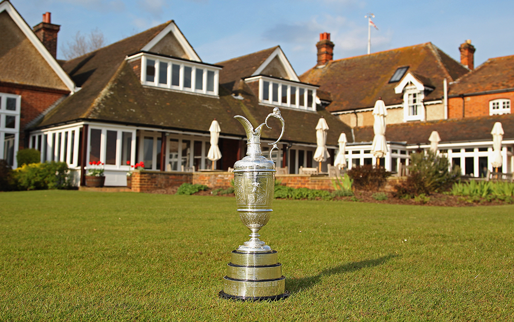 When is the 2020 Open Championship - National Club Golfer