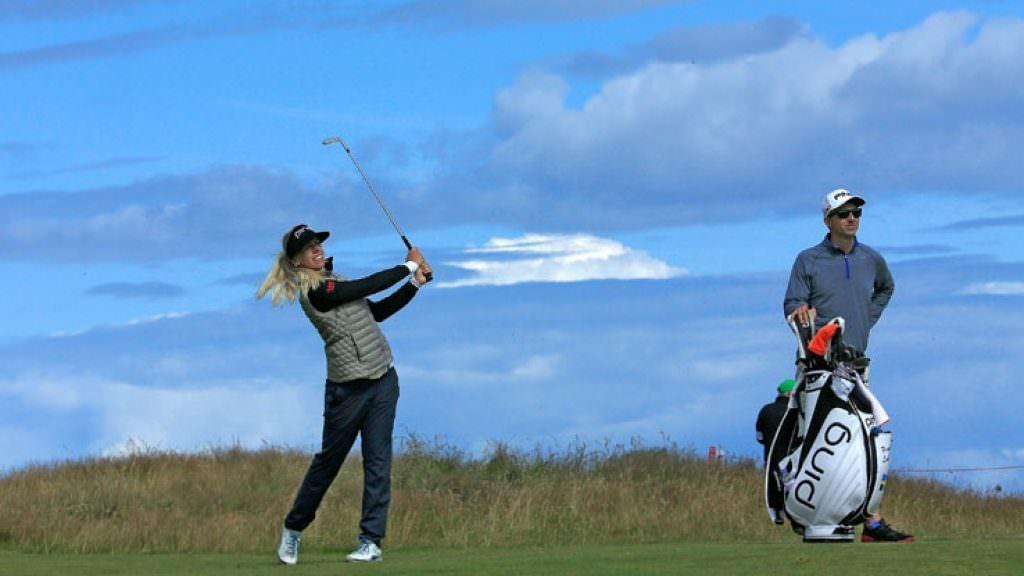 RWBO 18: Pernilla Lindberg prepares for Lytham