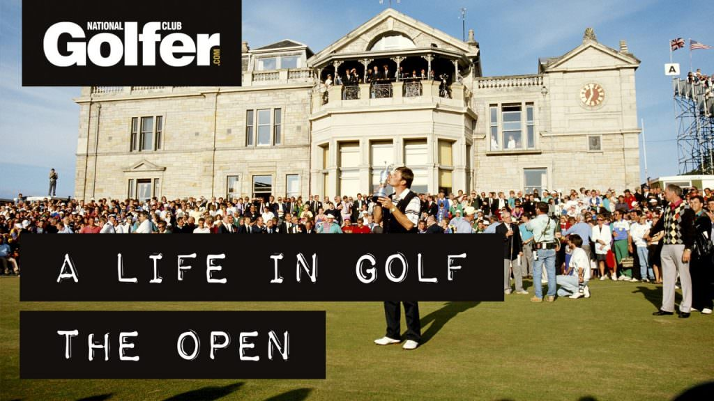 A Life in Golf: The Open