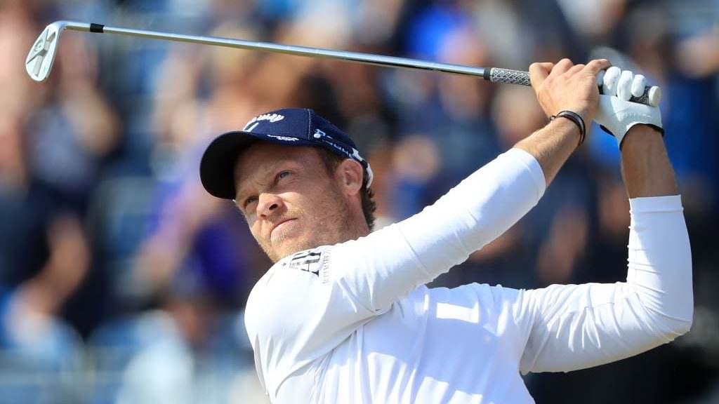 Out of the 'pitch black' – Willett sees the Open light