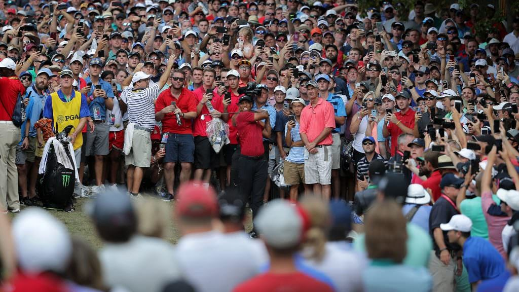 The reason you're annoyed about the PGA Championship coverage? Amara's Law