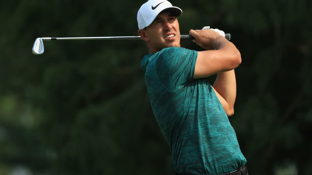 The fascinating tale behind Koepka's Mizuno irons
