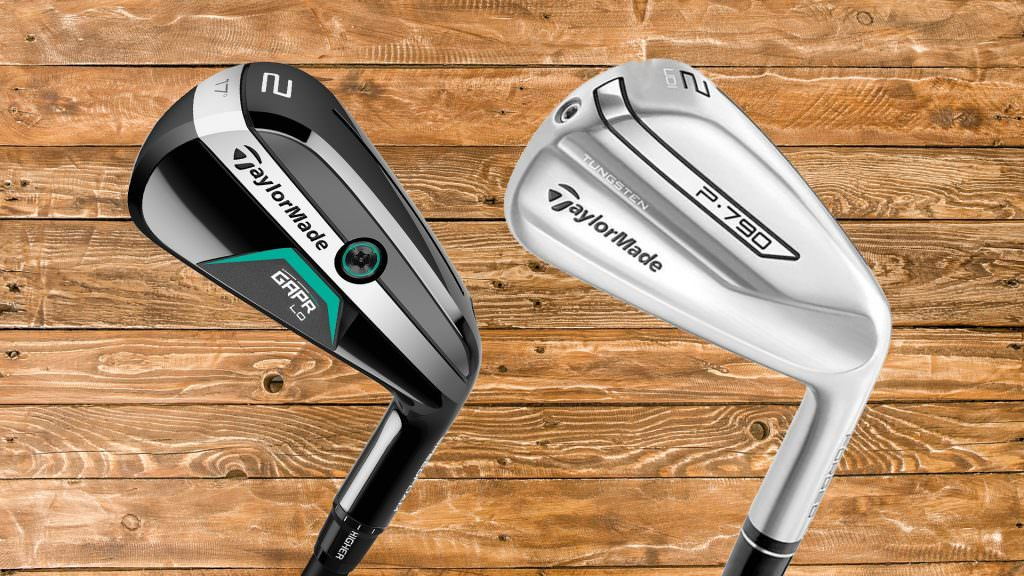 How does the TaylorMade GAPR Lo compare to the P790 UDI?