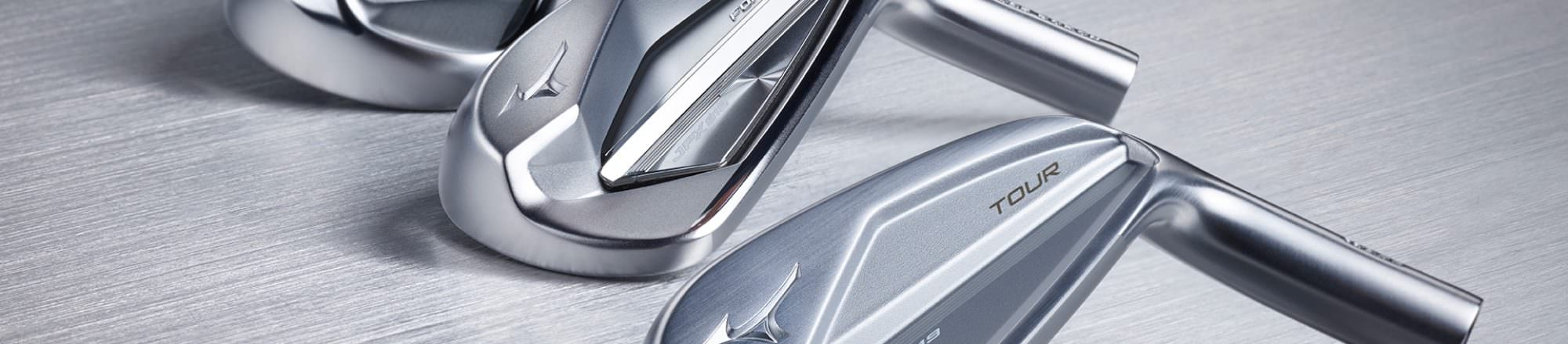 How Mizuno improved their most successful irons ever
