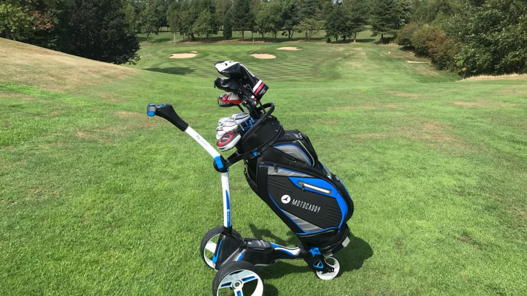 Review: Motocaddy M5 Connect compact electric trolley