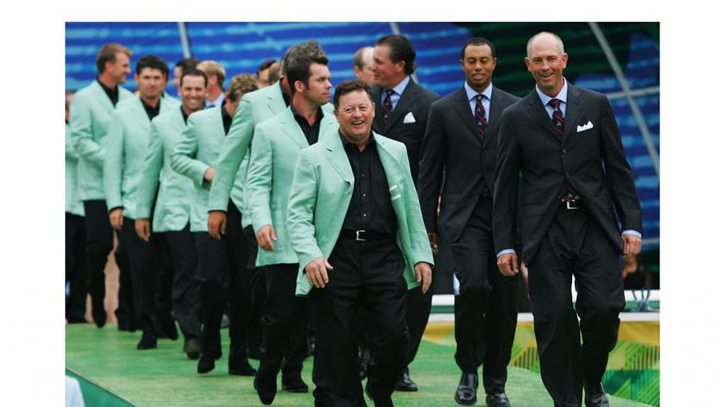 The worst Team Europe Ryder Cup outfits