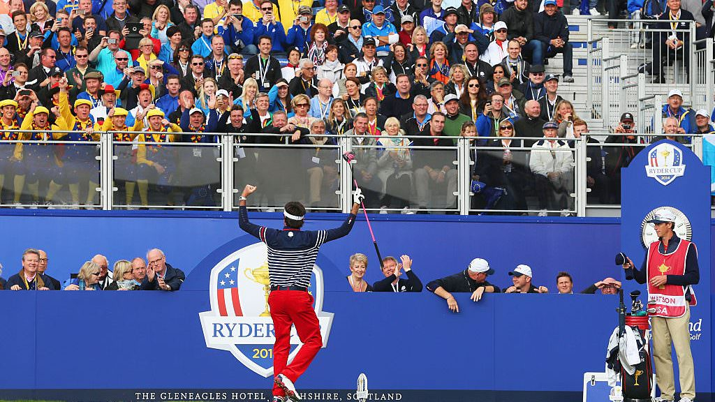 How to pick your ideal Ryder Cup partner