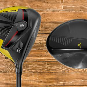 Business on top, party on the bottom – meet Cobra's F9 driver