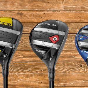 Fun to hit – but how do the Cobra F9 hybrid and fairway woods perform?