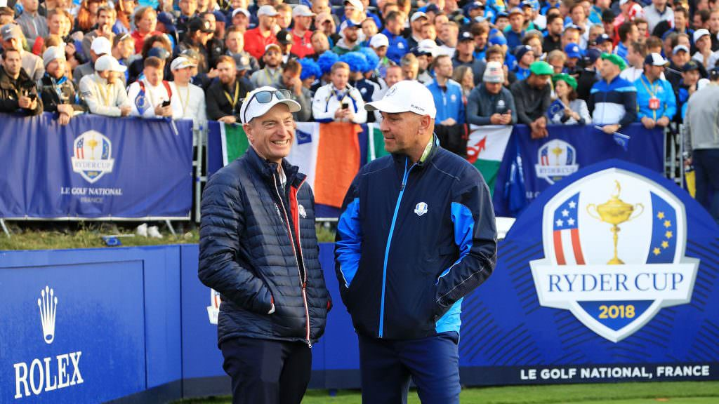 Why the Ryder Cup captains are vital