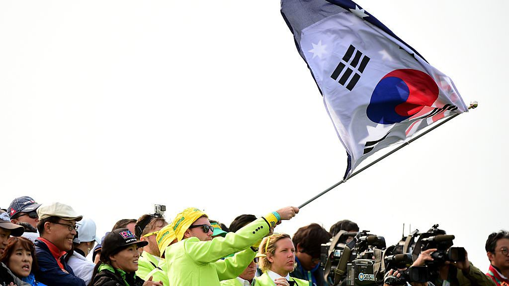 Why it's time for South Korea to be given its own major