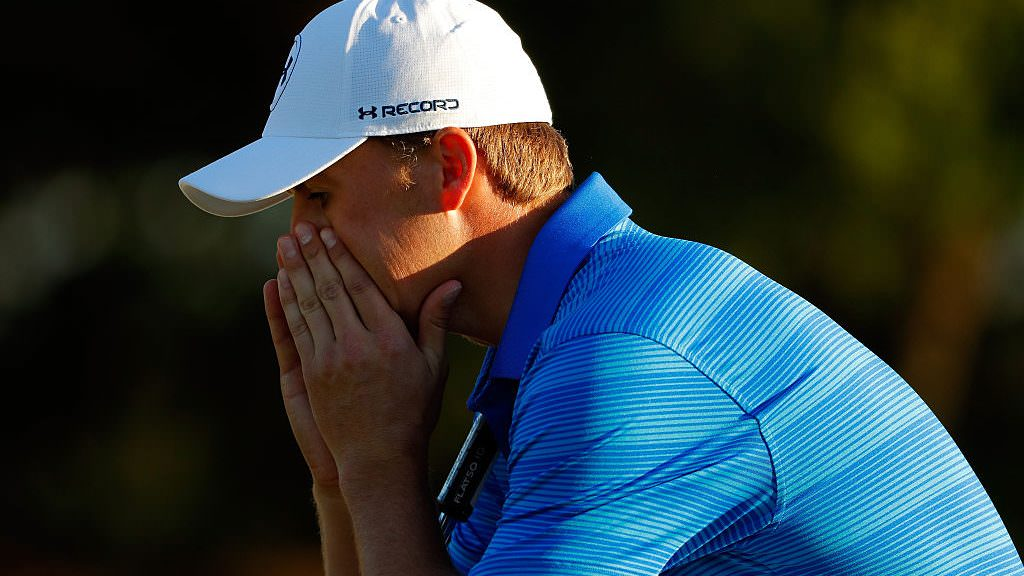 Dealing with mental pressure on the course