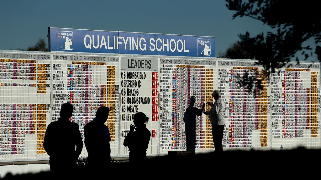 How can we even comprehend what the players go through at Q School?