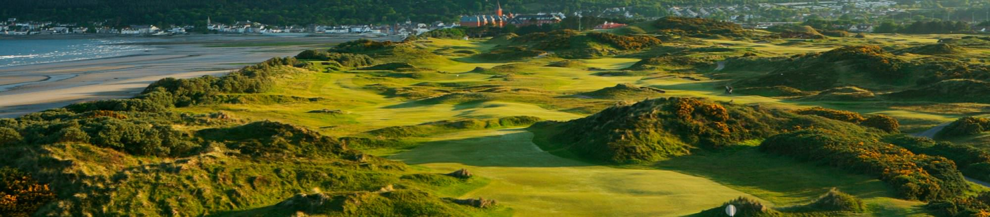 Northern Ireland gets green light to reopen golf courses
