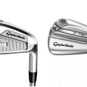 How do the TaylorMade P760 irons compare to the P790?