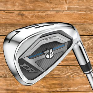Wilson's longest yet? We tested the D7 irons