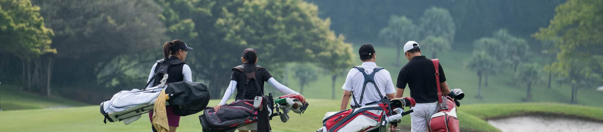 Can we play golf in fourballs when golf courses reopen?