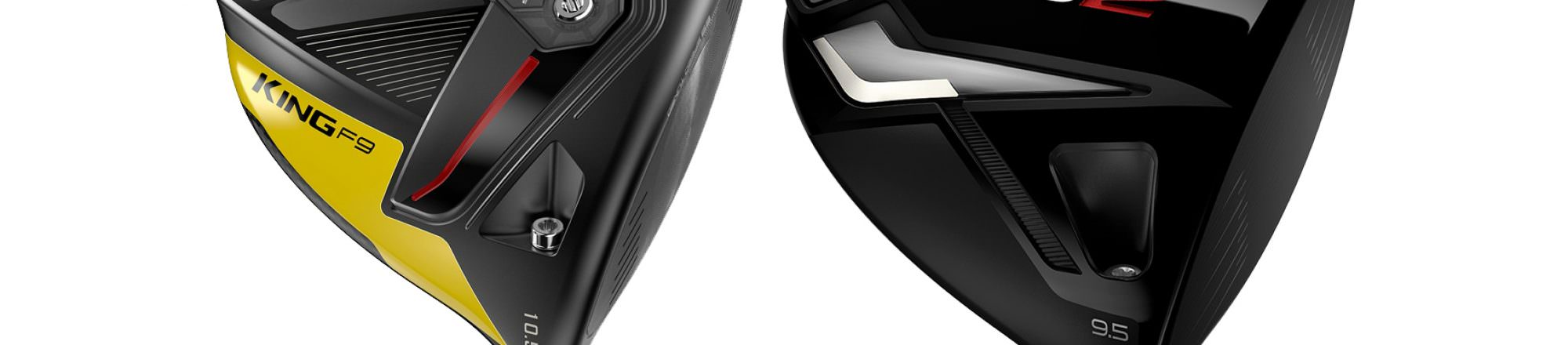 How does the Cobra F9 compare to the Titleist TS2?