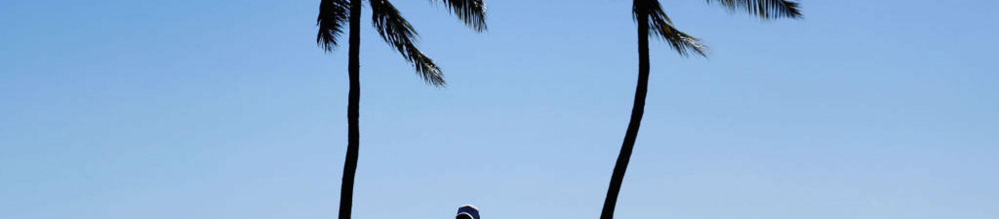 Sony Open in Hawaii leaderboard