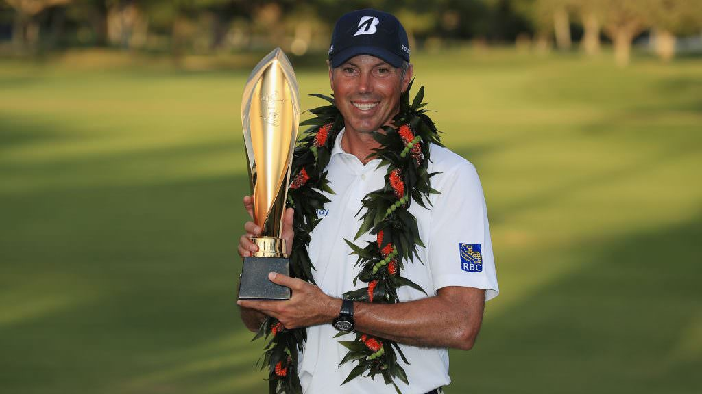Kuchar clings on at Sony Open amid caddie accusations