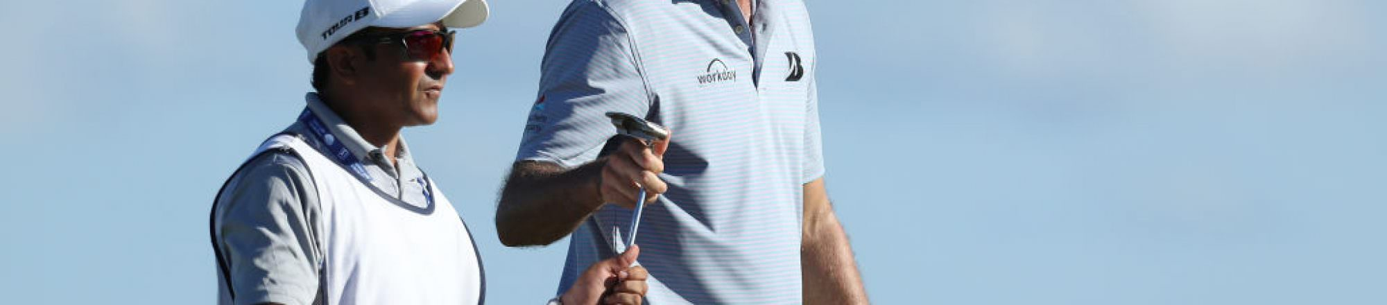 How much should Kuchar have paid his caddie?