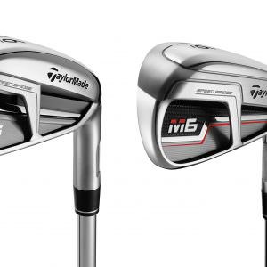 Tried and tested: TaylorMade's M5 and M6 irons are here