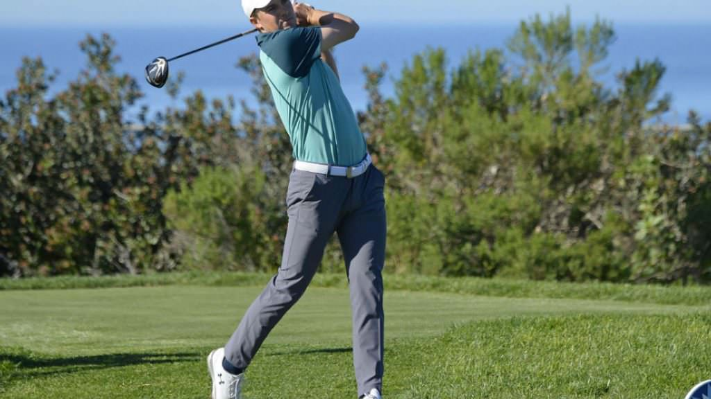 Spieth on Spieth 3: I wanted to combine golf shoes and trainers