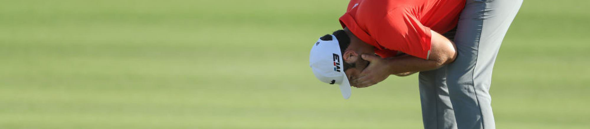 Keep calm and carry on – it will improve your golf and life