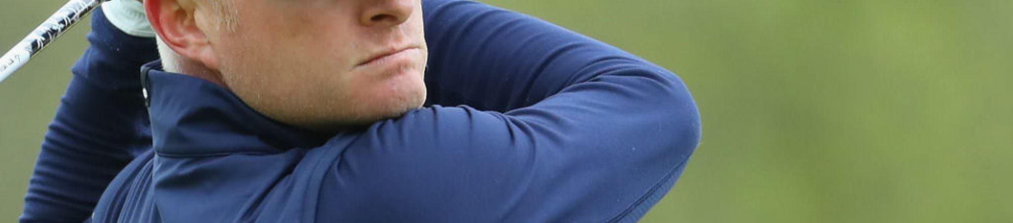 The European Tour star who quit to help club golfers