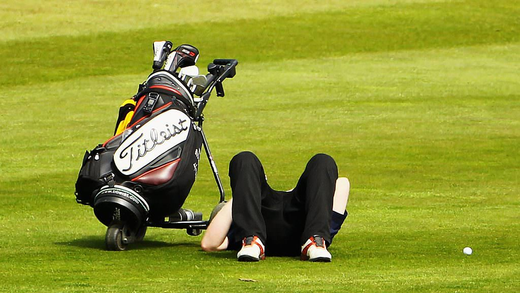 It's the simplest rule in golf – so why does everyone ignore it?