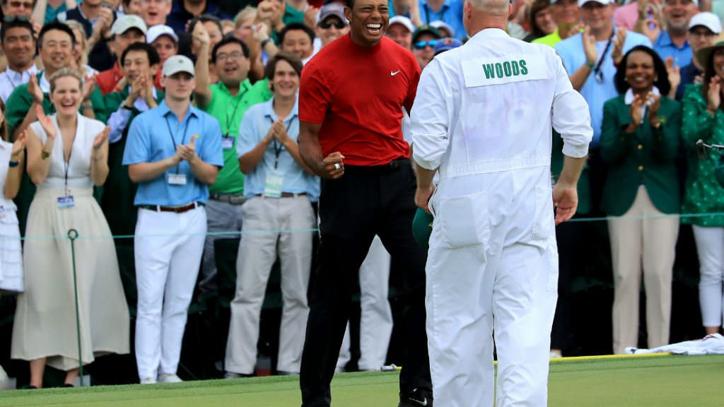 Let's just enjoy Tiger's win for what it is