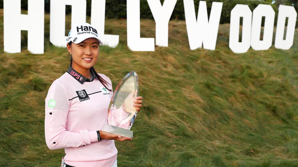 Young stars continue to shine as Lee grabs fifth LPGA title