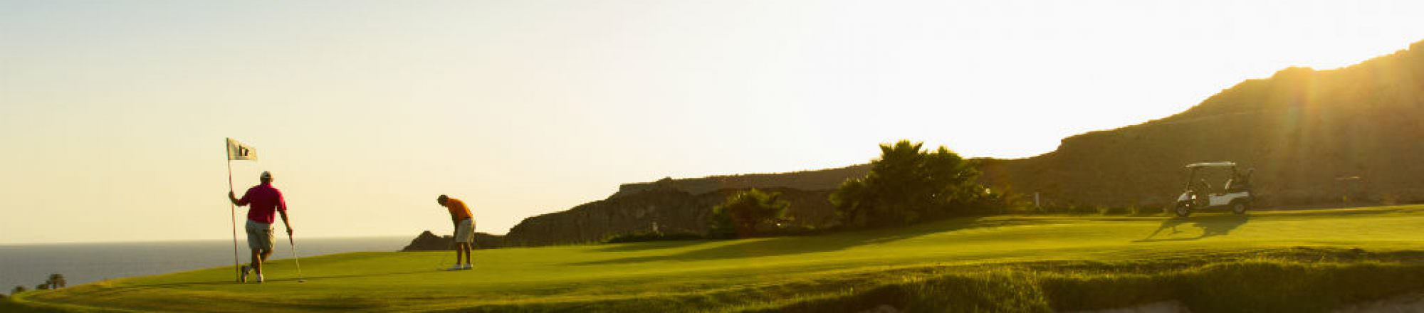 What makes the perfect golf day?